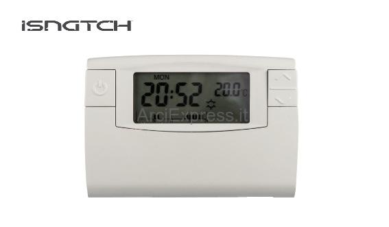 Scegli per categoria materiale elettrico termostato for Cronotermostato gbc